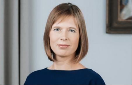 Kersti Kaljulaidd